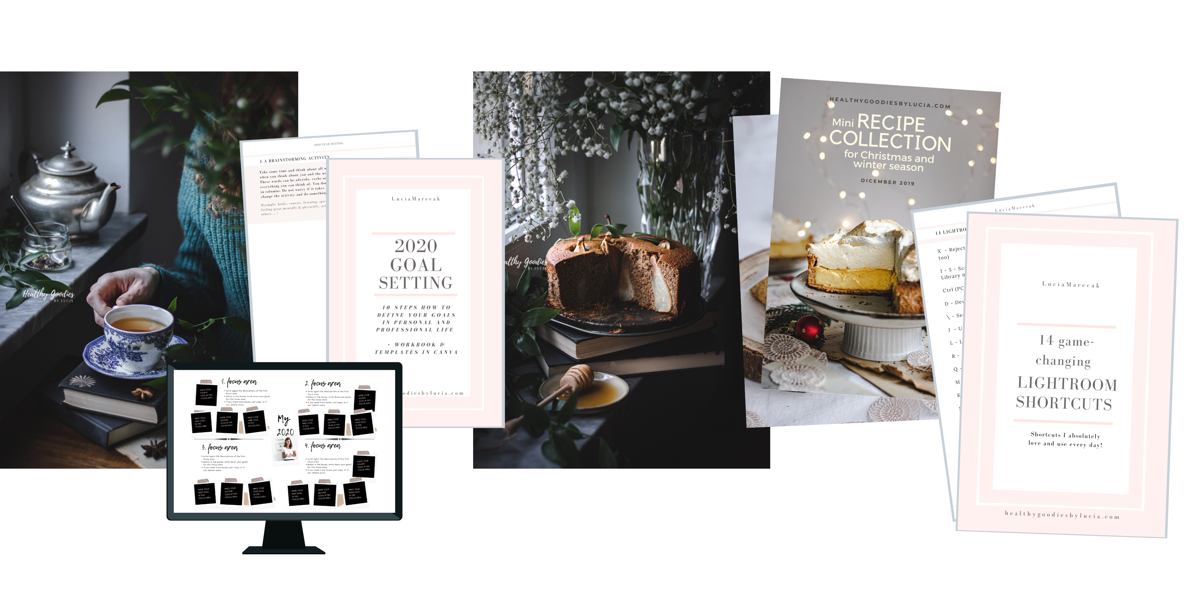 Healthy Goodies by Lucia VIP e-Library