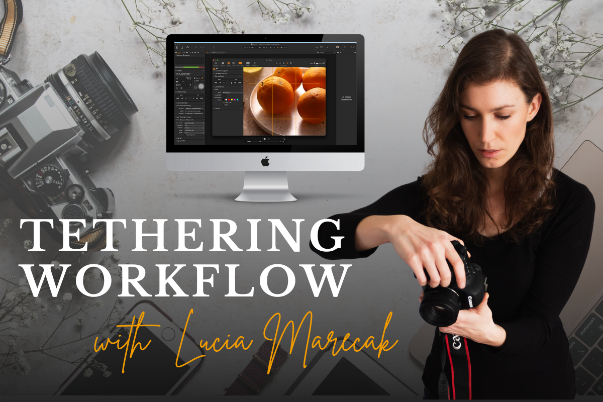 tethering workflow - Healthy Goodies by Lucia